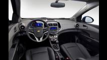 Nuova Chevrolet Aveo