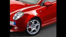 Alfa Romeo Mito rendering