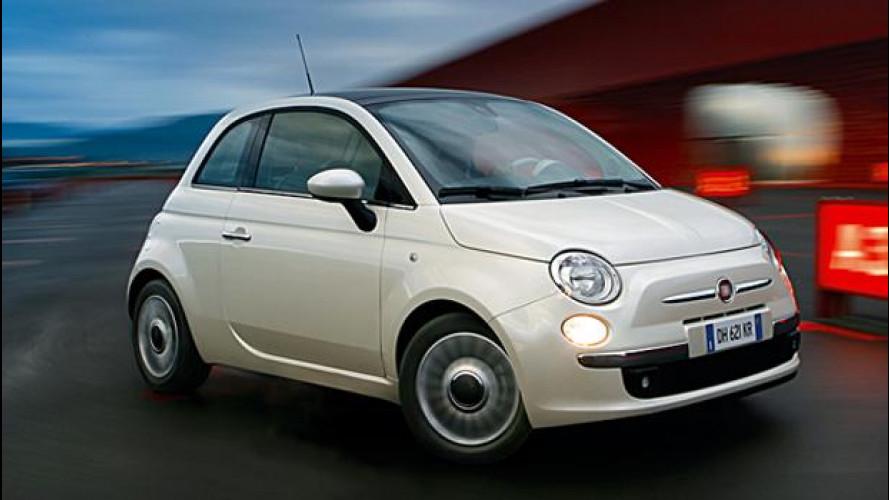 Fiat 500 supera 1 milione di unità prodotte