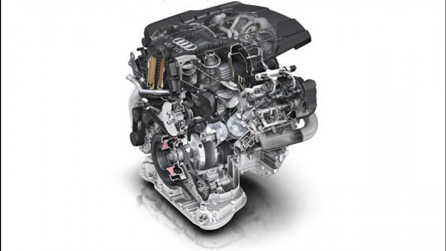 Audi, in arrivo un nuovo V6 3.0 TDI
