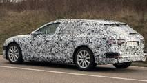 Audi A6 Avant Spy Photos