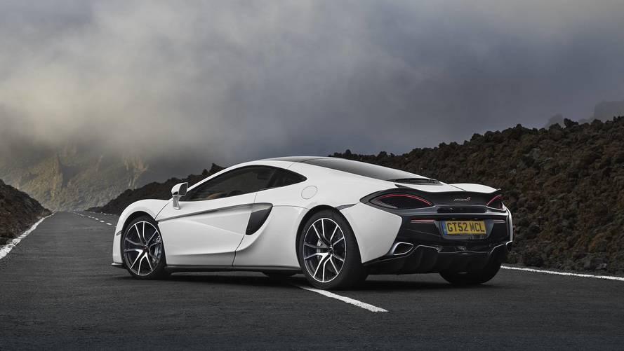 2018 McLaren 570GT Sport Pack