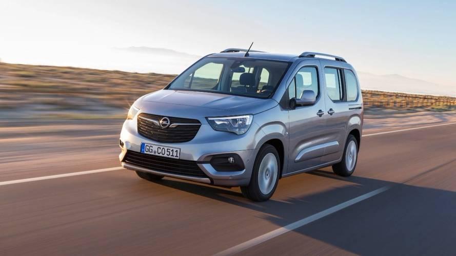 Opel dévoile le nouveau Combo Life, son ludospace à la sauce PSA