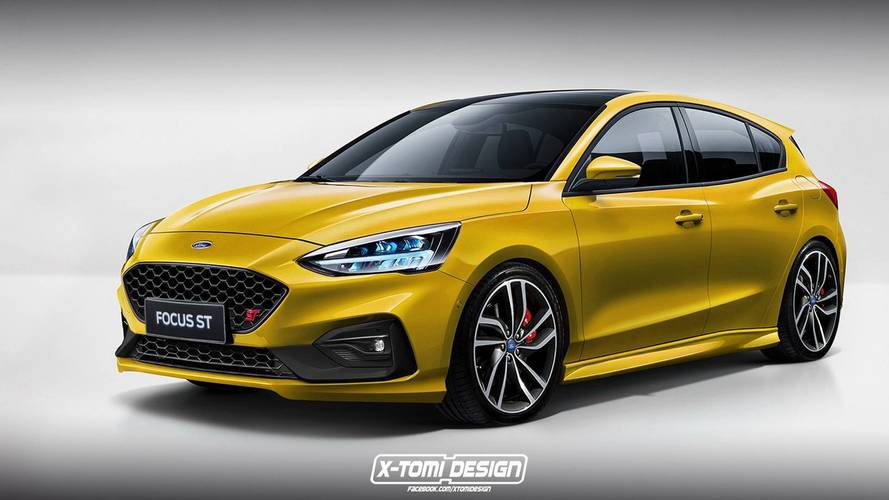 Ford introduces new 2019 Focus for Europe, China and US
