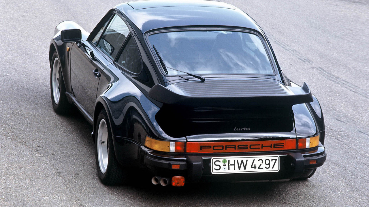 Porsche 911 Turbo (1975 bis 1989)