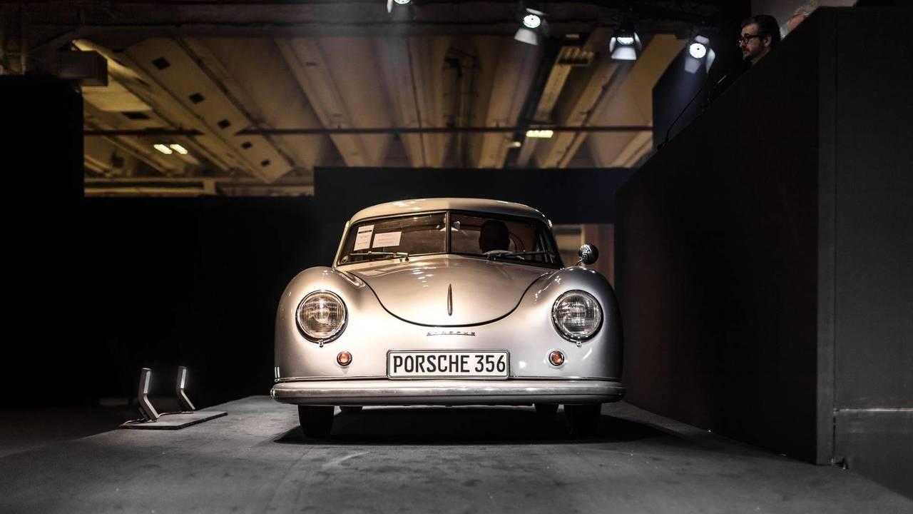 Porsche 356 Pre-A 1300 (1951)