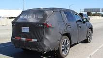 Next-Gen Toyota Rav4 Spy Shots