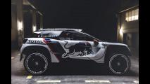 Peugeot 3008 DKR, nuova linea per il Rally Dakar 2017