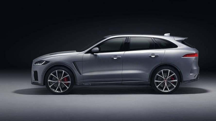 Jaguar - Un nouveau SUV plus imposant que le F-Pace ?