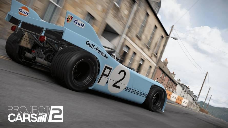 Project CARS 2 - Porsche Legends
