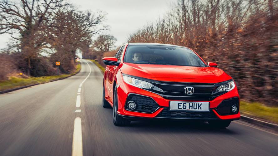Honda confirms UK prices for new Civic Diesel
