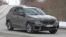 BMW X5 als Erlkönig