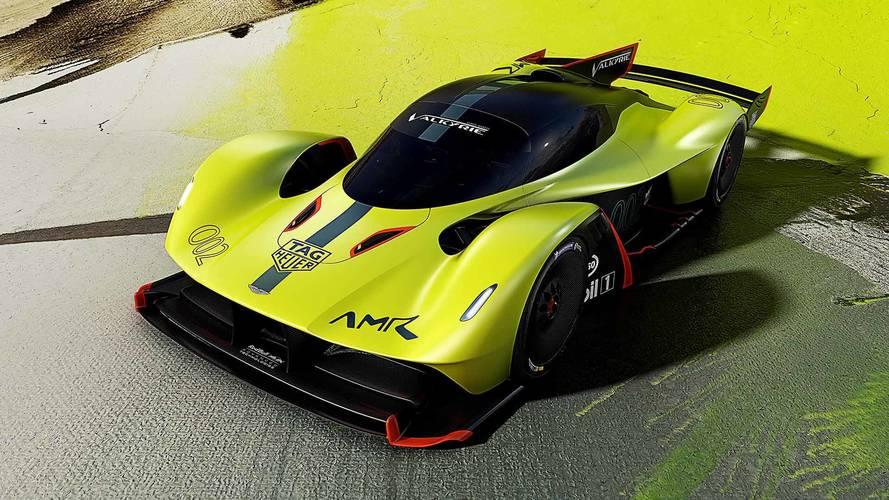Aston Martin Valkyrie AMR Pro, peso e potenza vanno di pari passo