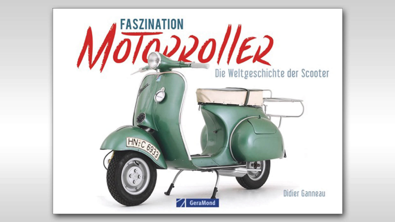 Didier Ganneau: Faszination Motorroller