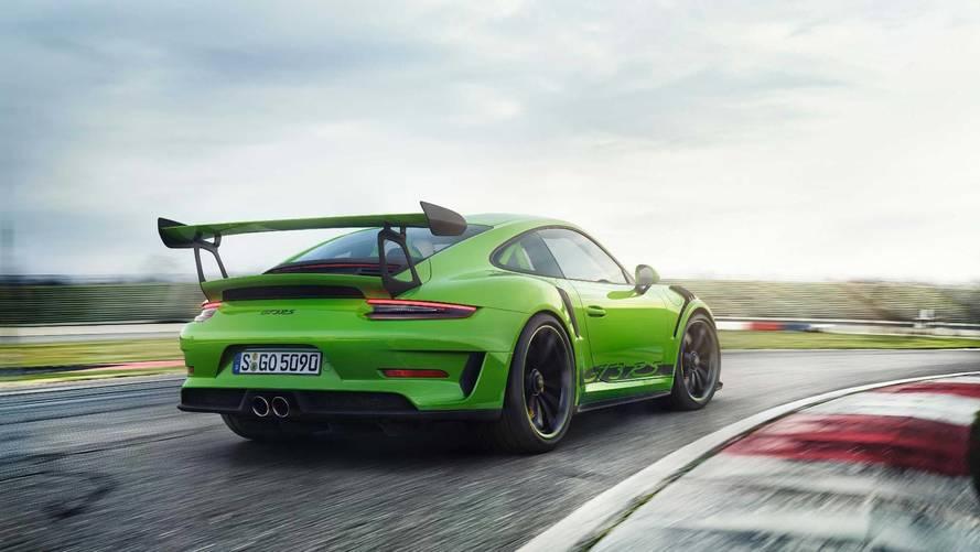 Sportfutómű és 520 lóerős szívómotor az új Porsche 911 GT3 RS-ben