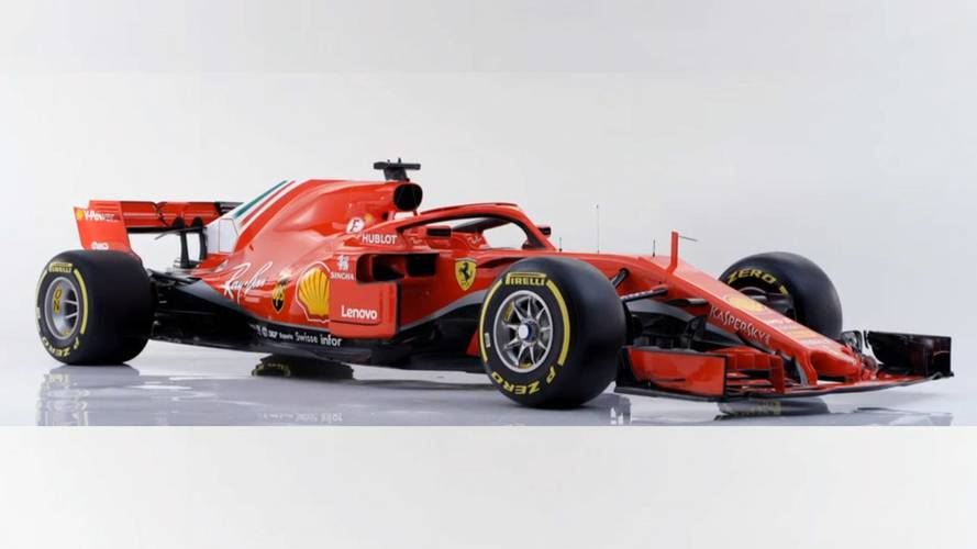 ferrari pr sente sa nouvelle f1 la sf71h. Black Bedroom Furniture Sets. Home Design Ideas