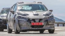 Nissan Micra 2017 photos espion