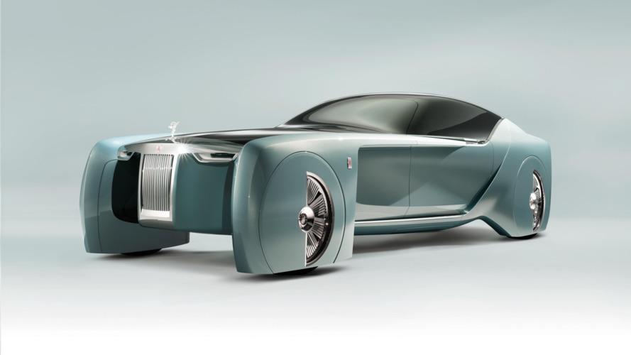 Rolls-Royce hibrite hayır, EV'ye evet diyor