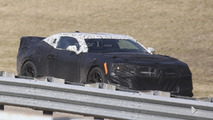 Chevy Camaro Z/28 spy photo