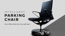 Nissan Intelligent Parking Chair
