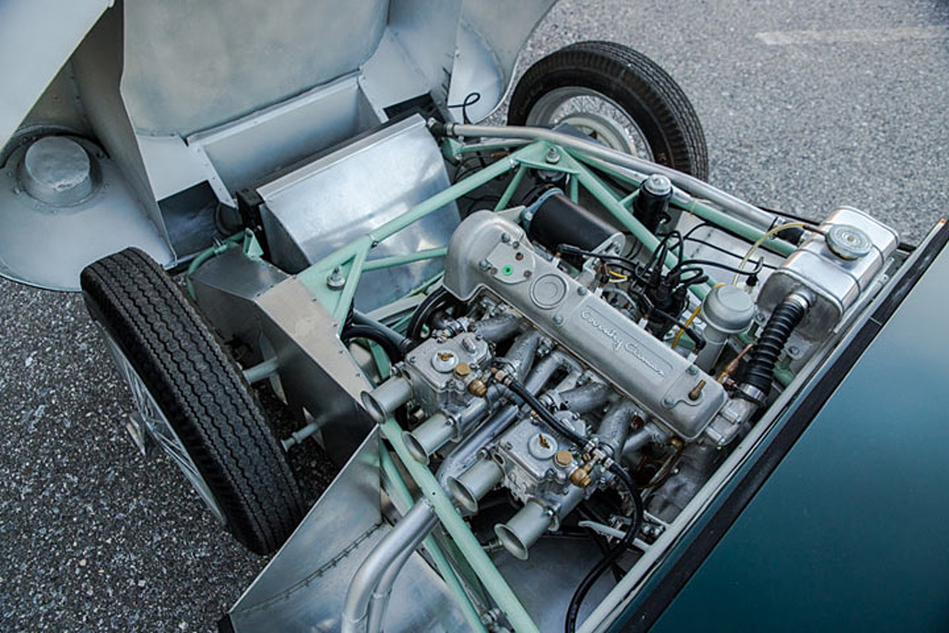 This Stunning 1956 Lotus Eleven Proves Less is More
