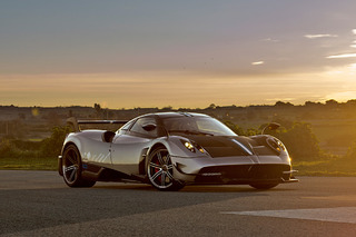 "The New Pagani Huayra BC is a 750-HP ""Thank You"" Note"