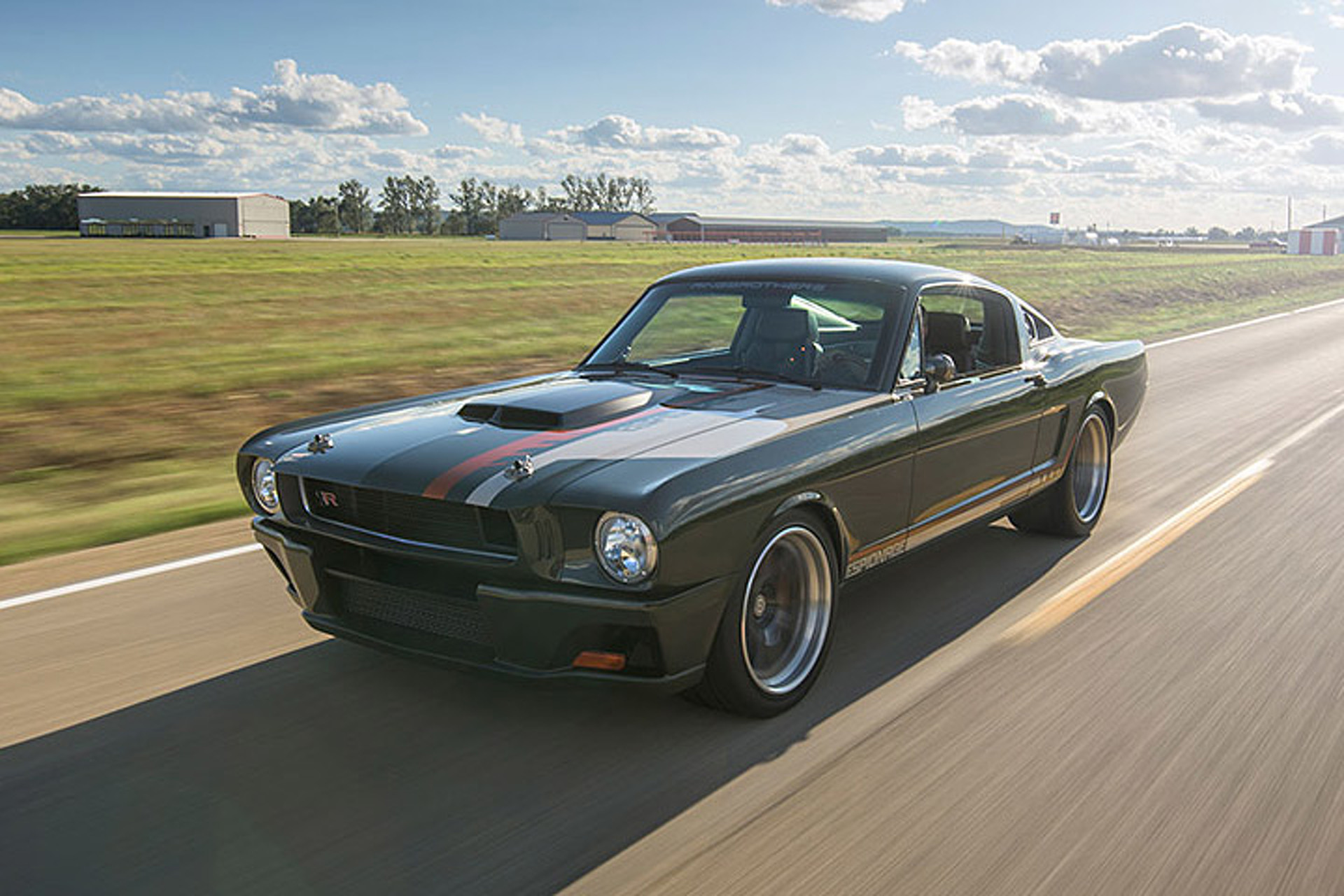 959-HP Ford Mustang \'Espionage\' Makes Other Muscle Cars Look Tame