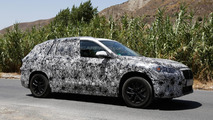 Seven-seat BMW X1 spied testing with plug-in hybrid setup