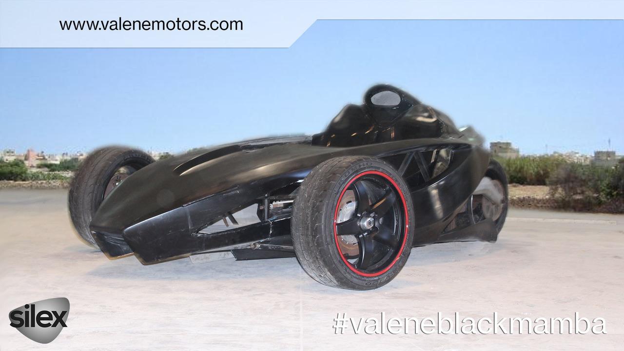 Valene Motors Black Mamba