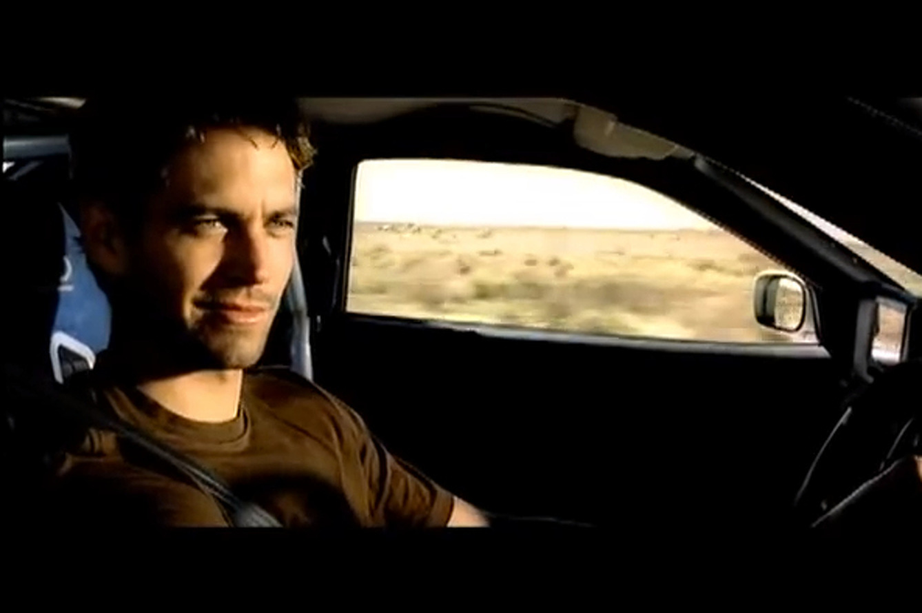 The Paul Walker 'Fast and Furious' Clip You've Probably Never Seen [video]