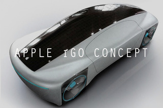 Apple iGo Concept: Riding Into the Future