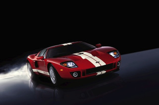 Could a Ford GT-Based Halo Car Save Lincoln?