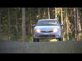 2012 Toyota Camry & Hybrid full walkaround