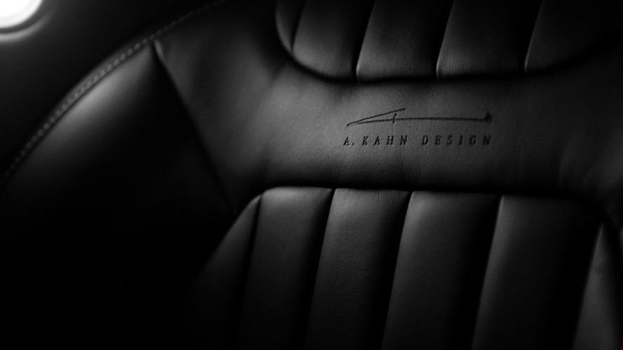 2016 - Kahn Vengeance coupé
