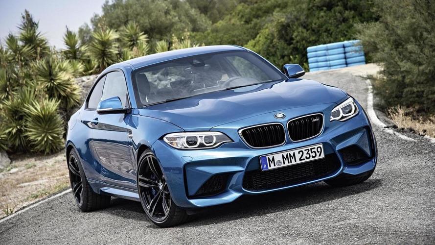 BMW M2 2017