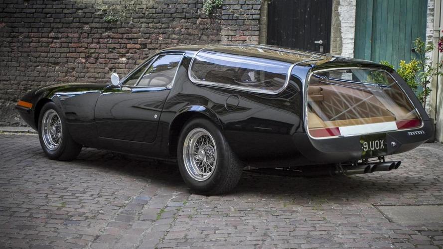 One-off Ferrari Daytona shooting brake heads to auction