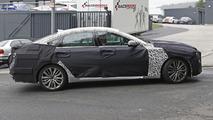 2017 Hyundai Genesis facelift spy photo