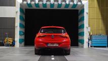 2016 Opel Astra Aerodynamics