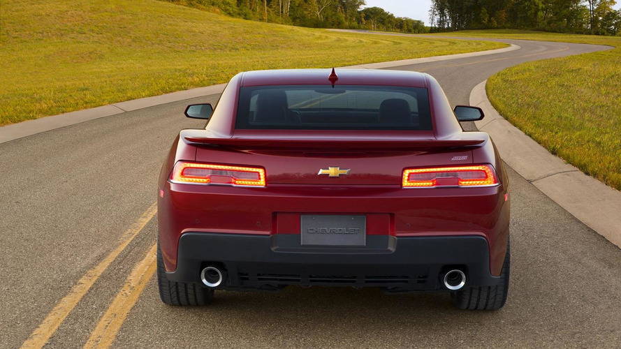 2014 Chevrolet Camaro SS video tour