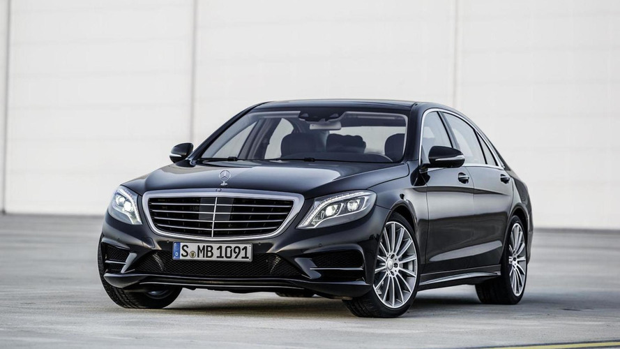 Next-generation Mercedes S-Class could feature gesture control technology - report