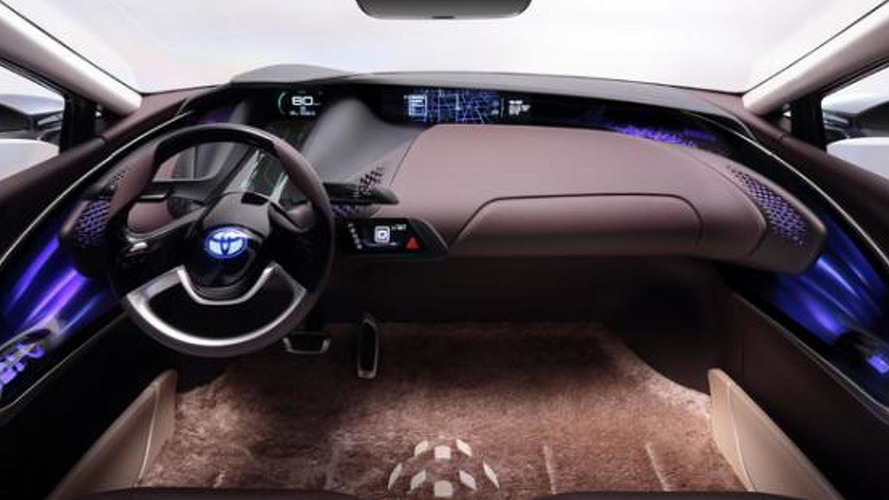 Toyota FT-HT Yuejia concept video released