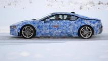 BMW i8 spy photo 17.12.2012 / Automedia