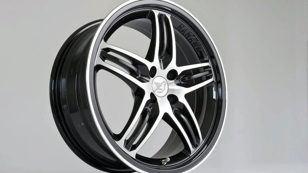 Hamann 18-inch HM EVO wheel