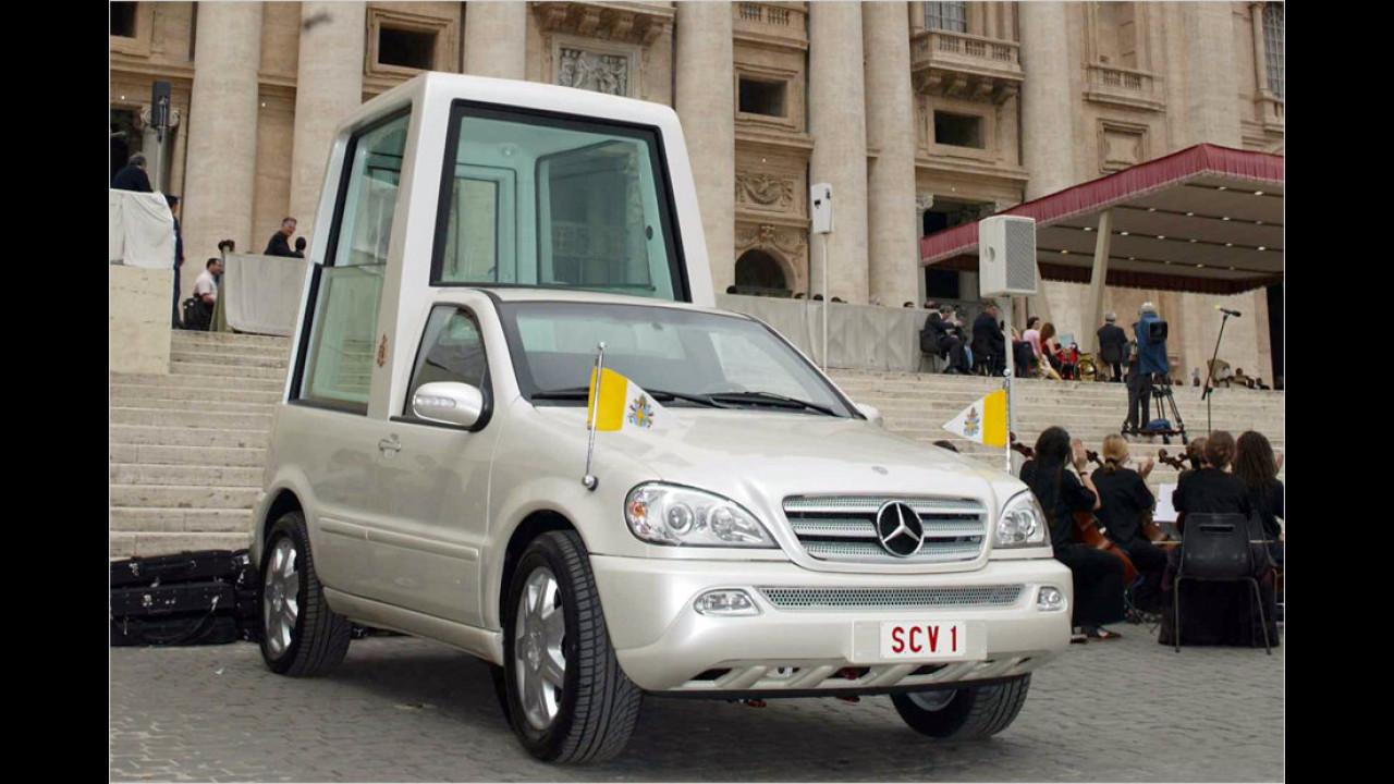 Mercedes ML 430 (2002)