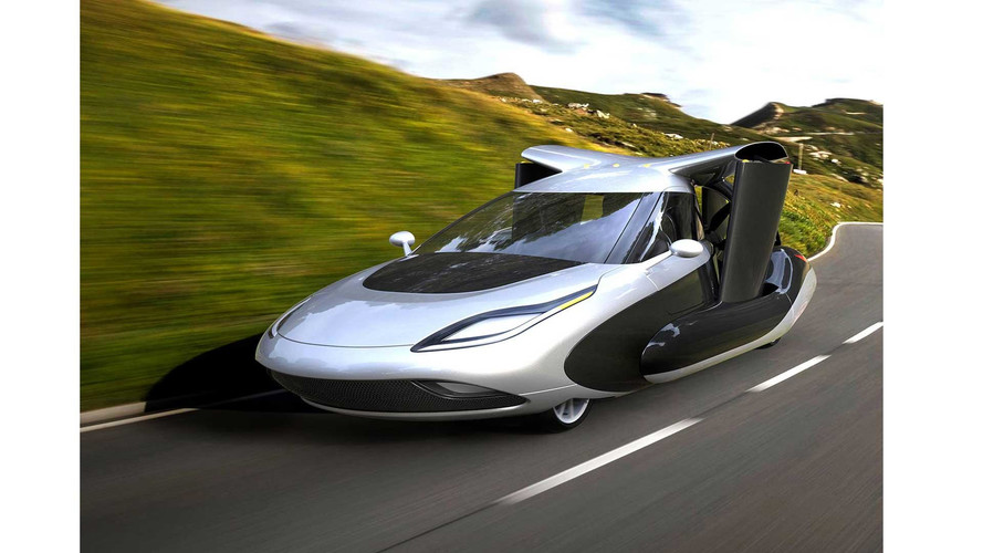 Volvo Parent Geely Buys Flying Car Start-up Terrafugia