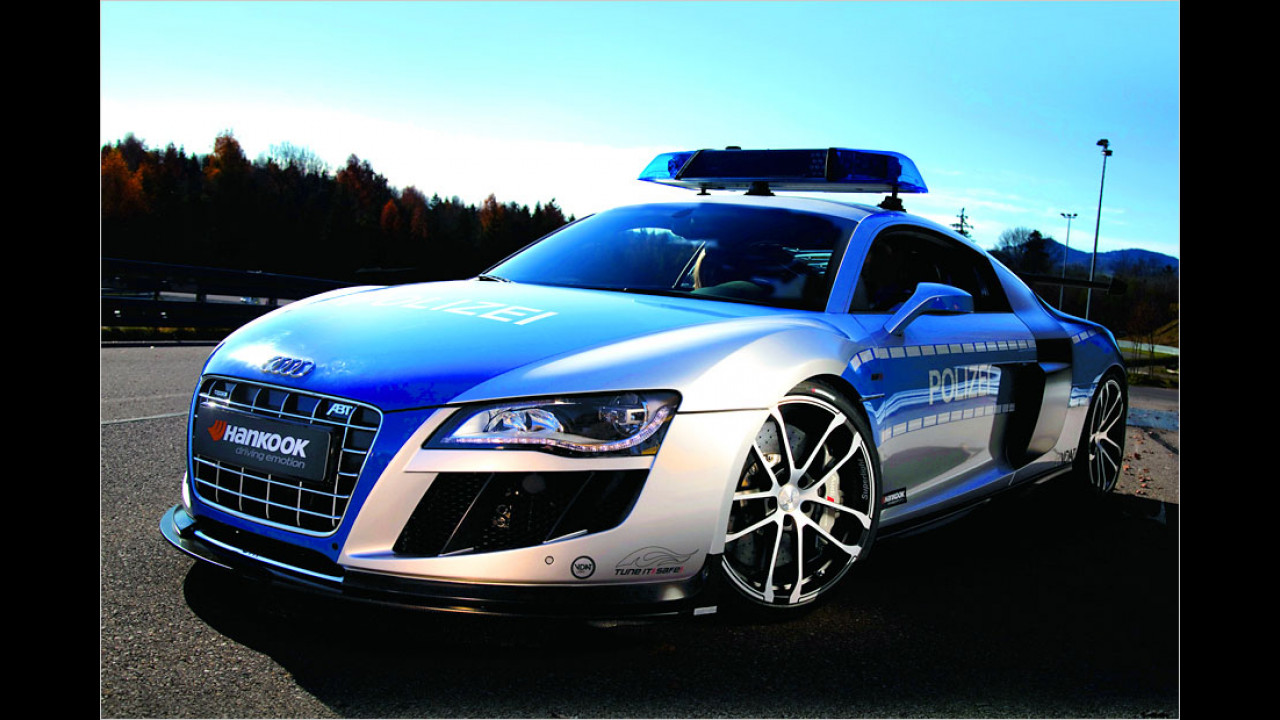 Tune it! Safe!: Abt R8 GTR