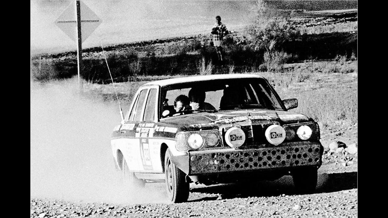 Mercedes W 123 Rallye  (1977)