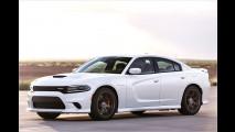 Dodge Charger SRT Hellcat sprengt alle Rahmen