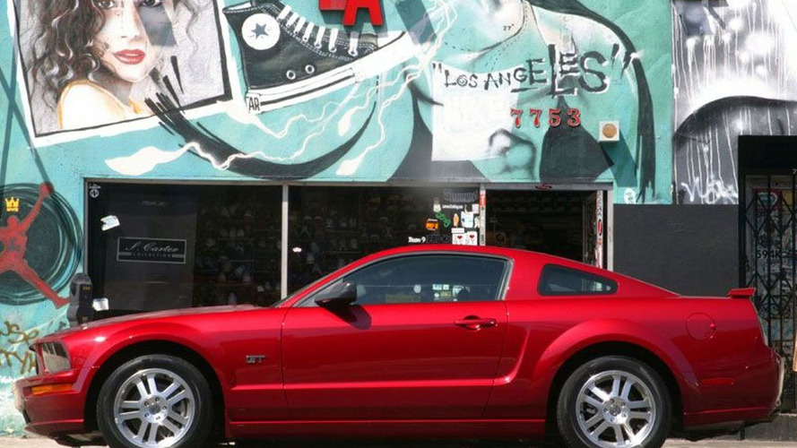 Three New Ford Mustang GT Performance Packs