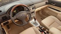 2006 Subaru Forester 2.5 XT LL Bean Interior